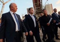 Игорь Шувалов: Стадион в Самаре будет сдан в срок