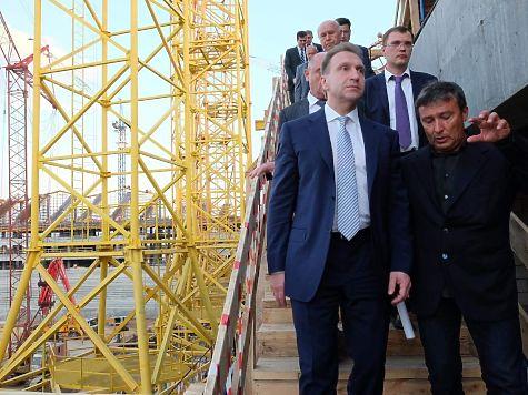 ПСО «Казань» останется генеральным подрядчиком строительства стадиона к ЧМ-2018 в Самаре