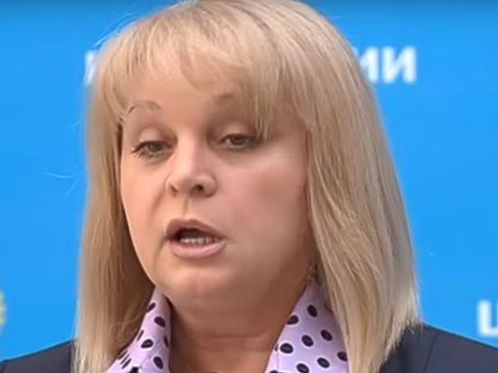 Элла Памфилова пригрозила властям Самарской области уголовными делами
