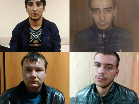 ВСамаре задержали банду, которую подозревают всерии разбойных нападений наавтомобилистов