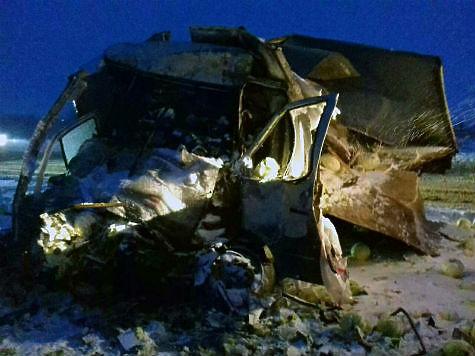 Один человек умер вДТП сфурой, «Газелью» илегковушкой под Сызранью