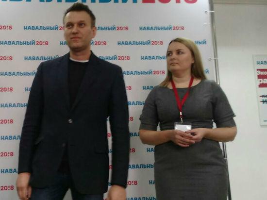 ВСамару приедет Алексей Навальный