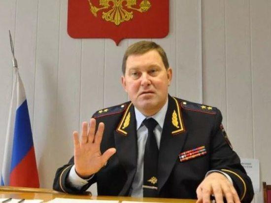 Глава областногоГУ МВД Сергей Солодовников освобожден отдолжности