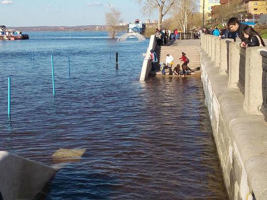 Лед в самарских реках тронется через неделю