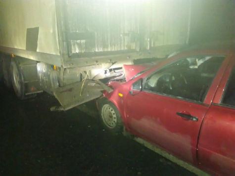4 человека пострадали вДТП под Тольятти