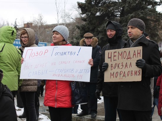 Самарские пенсионеры все-таки выйдут на Социальный марш