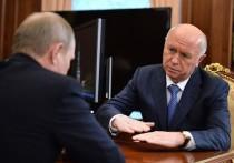 В «Национальном рейтинге» Николай Меркушкин оказался на предпоследнем месте