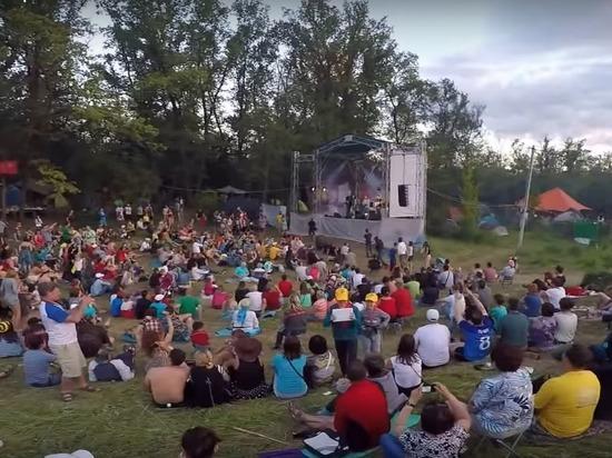 Грушинский фестиваль пройдет намесяц позже обычного из-заЧМ