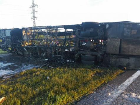 ВДТП савтобусом погибли шесть граждан Самарской области, еще шесть пострадали