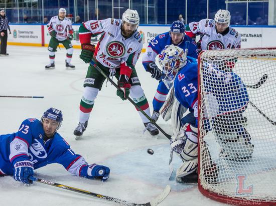 22 сентября «Лада» сыграет с лидером «Востока» КХЛ «Ак Барс»