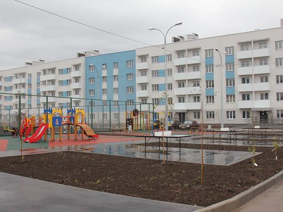 В Самарской области в спешном порядке переселяют граждан из аварийных домов