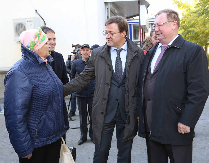 Дмитрий Азаров назначил врио полпреда губернатора Самарской области при президенте РФ