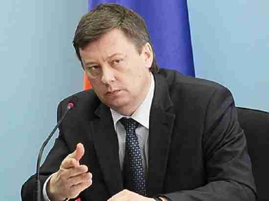 Городская дума приняла отставку Олега Фурсова споста главы города Самары