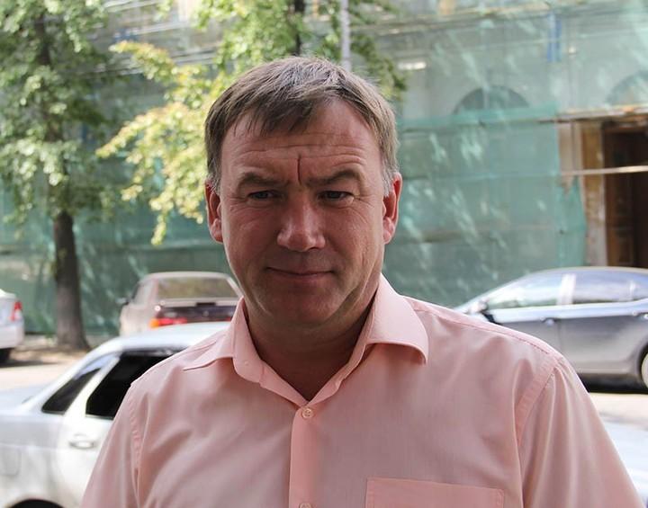 Вадим Тюнин избран главой Железнодорожного района Самары