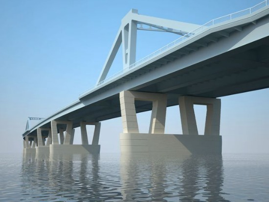 На строительство Фрунзенского моста в Самаре добавили 730 миллионов рублей