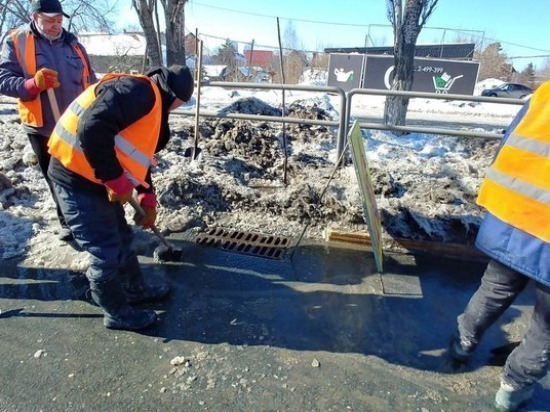 В Самаре в частном секторе на Московском шоссе отключили холодную воду