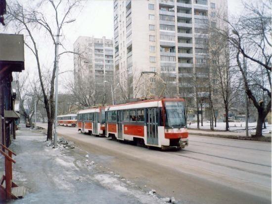 До стадиона «Самара Арена» по новой ветке пустили первый скоростной трамвай