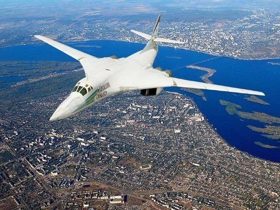 Парк стратегических ракетоносцев Ту-160 планируется обновить к 2030
