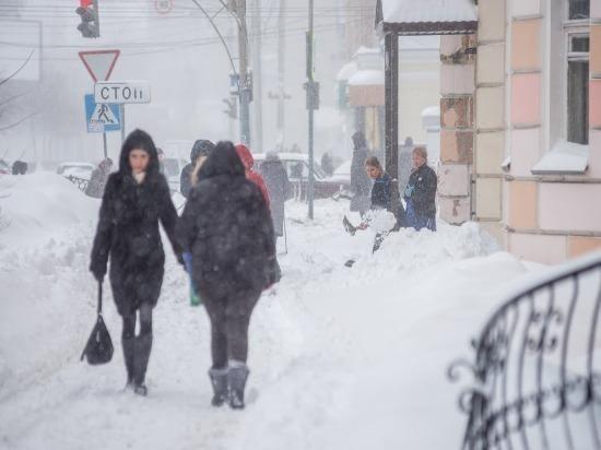 Метеорологи предупреждают обухудшении погодных условий вСамарской области
