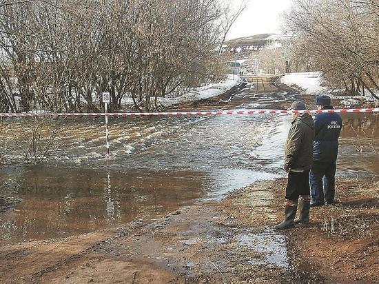 План эвакуации наслучай сильного паводка разрабатывают вСамарской области