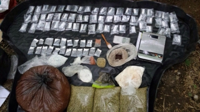 Граждане Самарской области обвиняются всбыте 26кг синтетических наркотиков