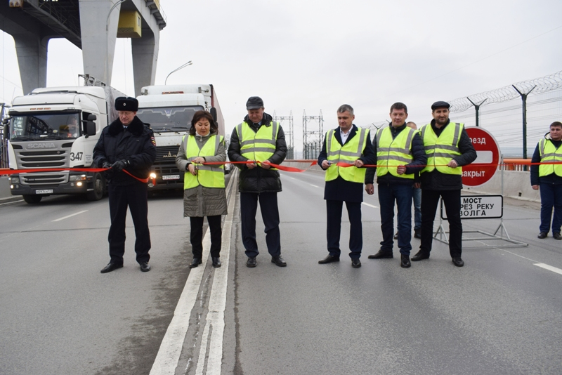 ВСамарской области откроют мост, соединяющий Жигулевск иТольятти